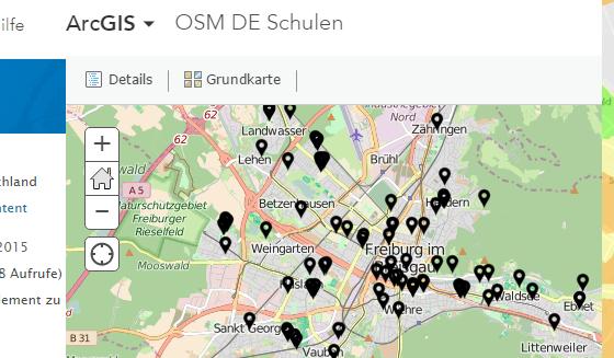 GIS in Hochschulen   GIS IQ Blog