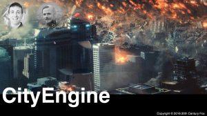 3DCityEngine