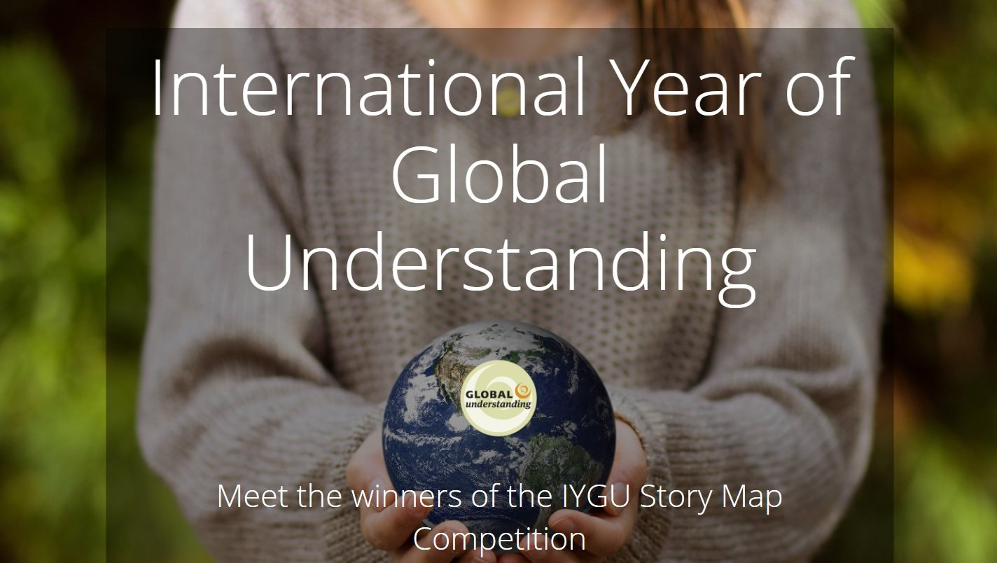 Story Map Challenge: International Year of Global Understanding