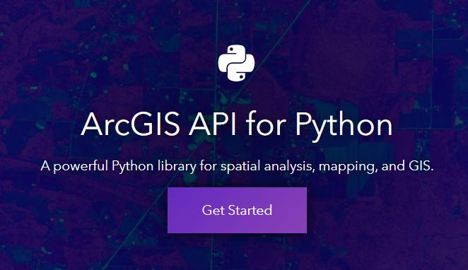Developers ArcGIS
